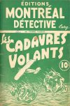 Cover For Domino Noir 9 Les cadavres volants