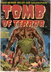 Cover For Tomb of Terror 1