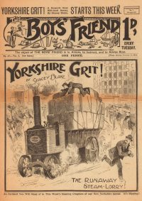 Large Thumbnail For The Boys' Friend 0488 - Yorkshire Grit