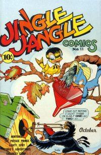 Large Thumbnail For Jingle Jangle Comics #11