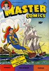Cover For Master Comics 81