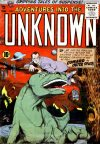 Cover For Adventures into the Unknown 64