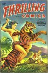 Cover For Thrilling Comics 62