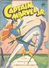 Cover For Captain Marvel Jr. 48
