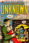 Cover For Adventures into the Unknown 66