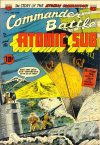 Cover For Commander Battle and the Atomic Sub 4