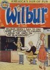 Cover For Wilbur Comics 29