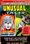 Cover For Unusual Tales 17