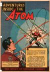 Cover For Inside The Atom 17 5