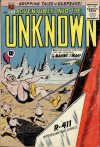 Cover For Adventures into the Unknown 145