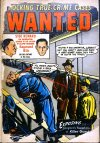 Cover For Wanted Comics 53