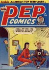 Cover For Pep Comics 70