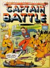 Cover For Captain Battle 1 (paper/2fiche)