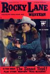 Cover For Rocky Lane Western 8