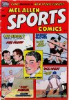 Cover For Mel Allen Sports Comics 6