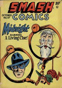 Large Thumbnail For Smash Comics #67