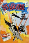 Cover For U.S. Air Force Comics 17