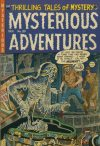 Cover For Mysterious Adventures 23