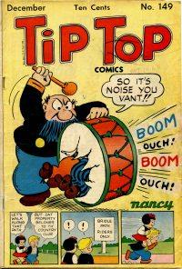 Large Thumbnail For Tip Top Comics 149