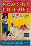 Cover For Famous Funnies 182