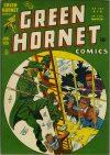 Cover For Green Hornet Comics 32