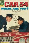 Cover For Car 54, Where Are You? 4
