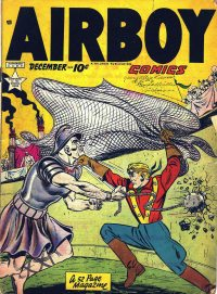 Large Thumbnail For Airboy Comics v6 11 [70] - Version 2