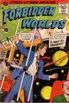 Cover For Forbidden Worlds 87