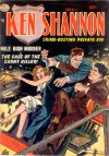 Cover For Ken Shannon 5