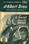 Cover For Albert Brien v2 4 Le Secret dans le Menu