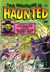 Cover For This Magazine Is Haunted 6
