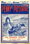 Cover For Penny Pictorial - The Wonder Voyage