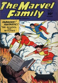 Large Thumbnail For The Marvel Family #52
