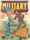 Cover For Military Comics 11