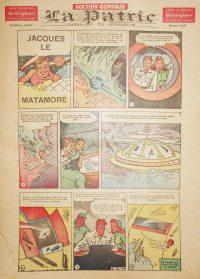 Large Thumbnail For La Patrie - Section Comique (1947-03-16)