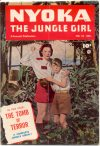 Cover For Nyoka the Jungle Girl 74