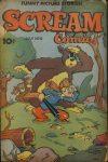 Cover For Scream Comics 9
