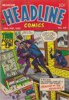 Cover For Headline Comics 69