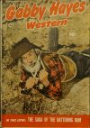 Cover For Gabby Hayes Western 23