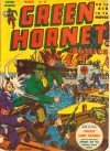 Cover For Green Hornet 17