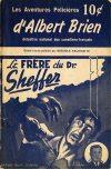 Cover For Albert Brien v2 9 Le frère du Dr. Sheffer