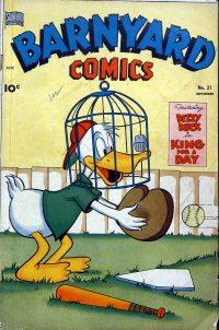 Large Thumbnail For Barnyard Comics #31
