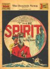 Cover For The Spirit (1940 10 20) Detroit News