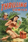 Cover For Thrilling Comics 68