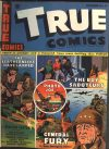 Cover For True Comics 27