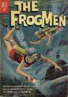 Cover For 1258 Frogmen