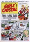 Cover For Girls' Crystal 957