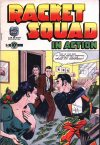 Cover For Racket Squad in Action 4