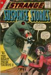 Cover For Strange Suspense Stories 62