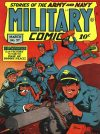 Cover For Military Comics 37